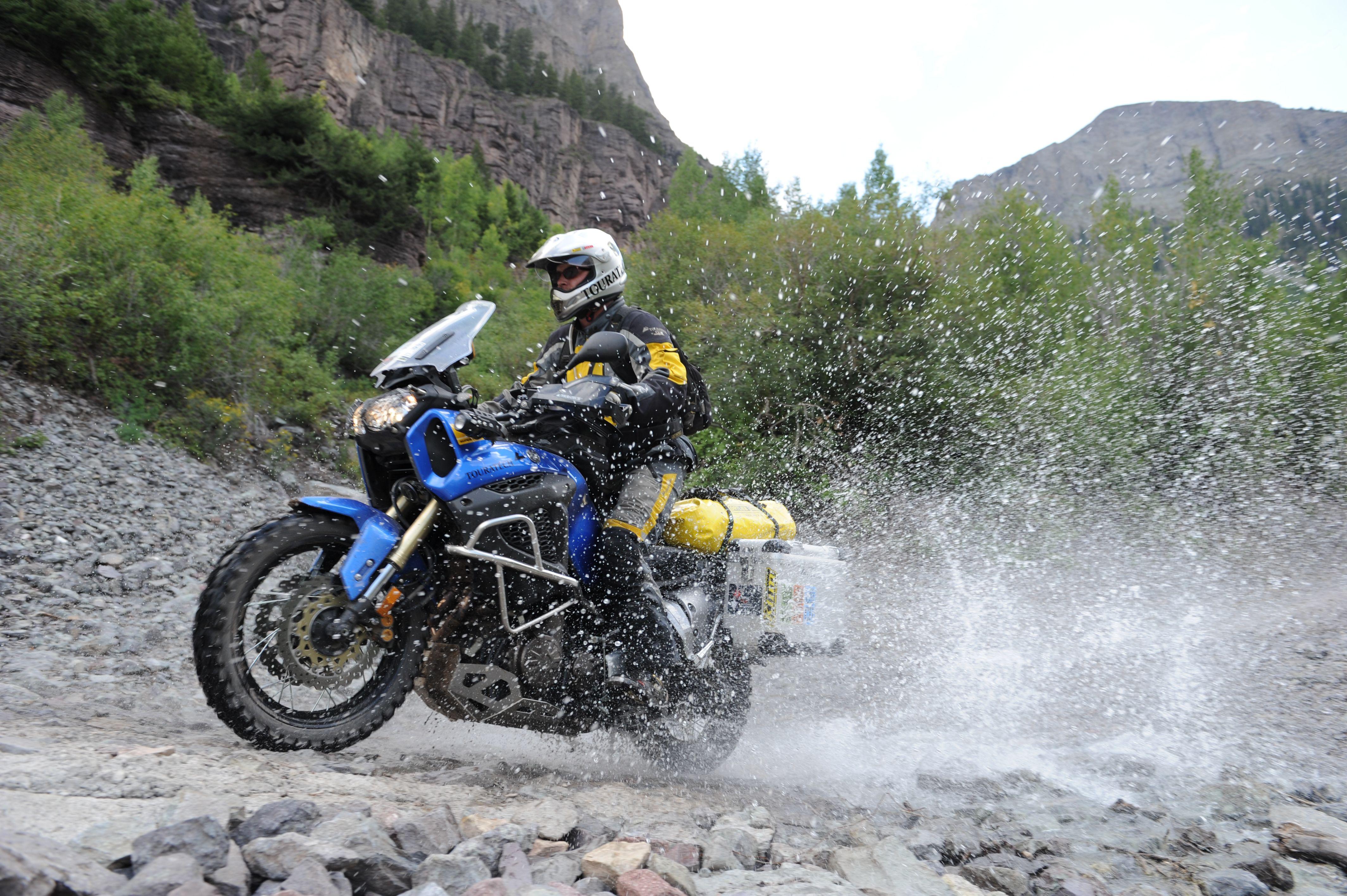 Touratech Test – Yamaha Super Tenere XT1200Z | Touratech-USA