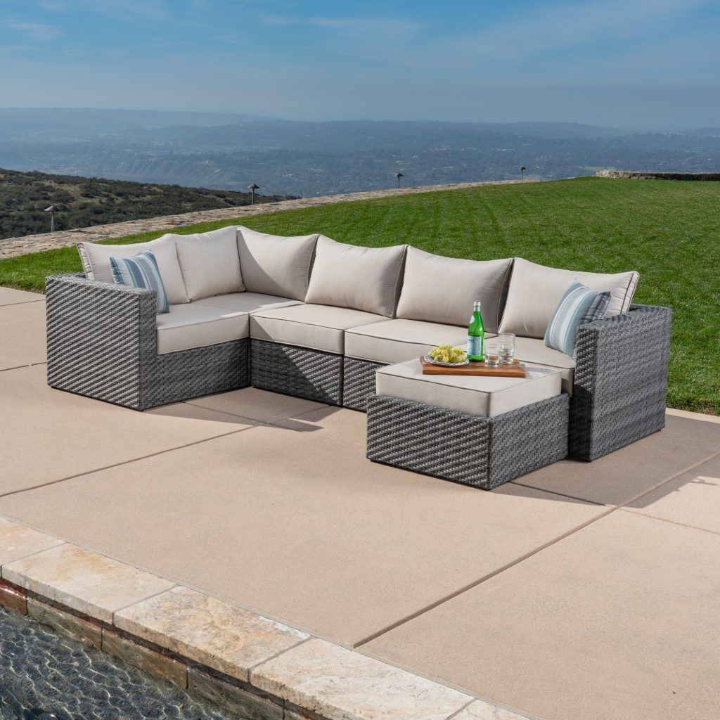 Solimar 6pc Seating 1 Aluminum Furniture Seating Deep Seating
