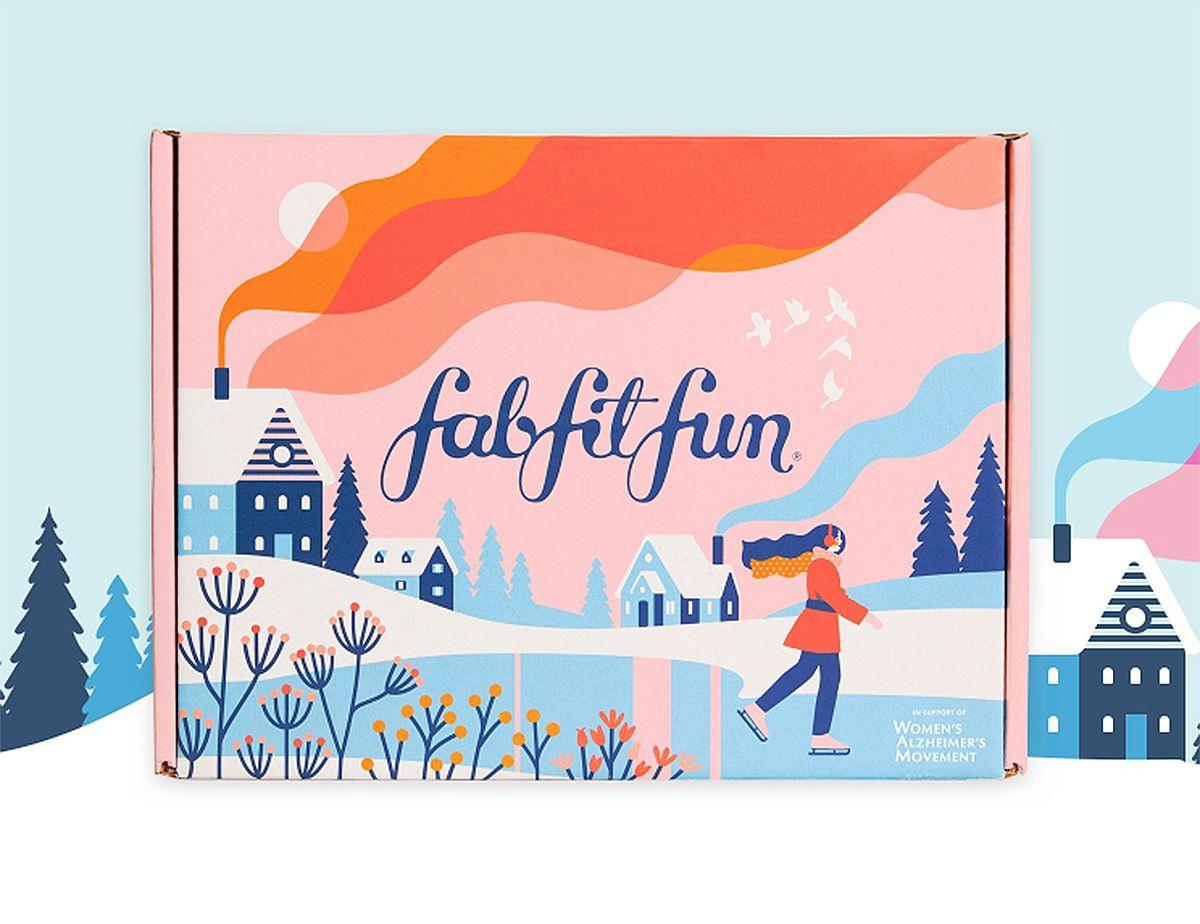 Get 10 off the fabfitfun winter box the perfect holiday