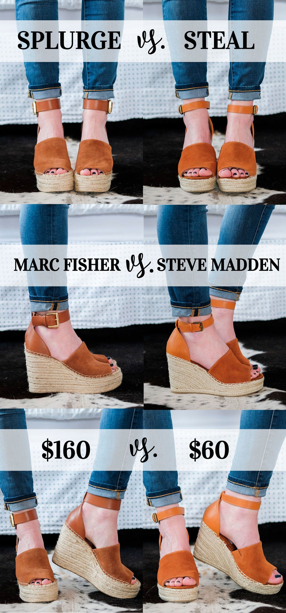 0c7643386c3d MARC FISHER  ADALYN  DUPES BY STEVE MADDEN FOR  60!