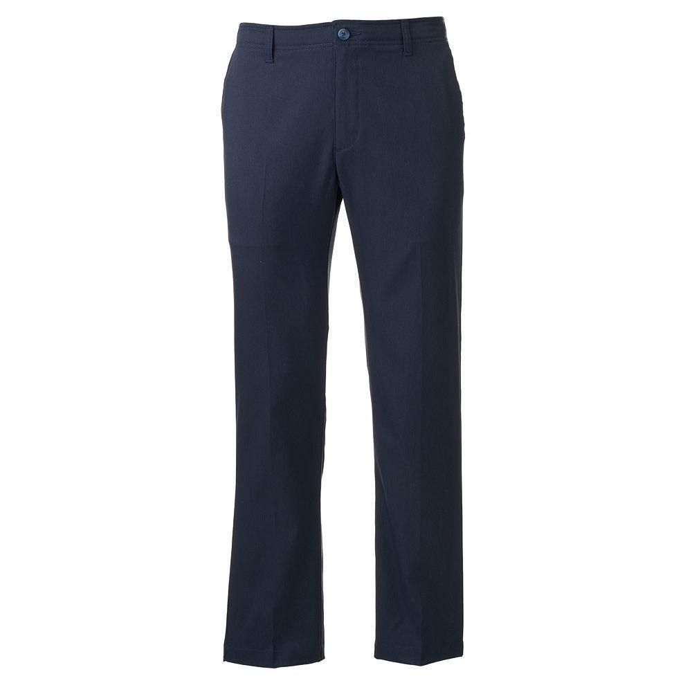 7b8a739d Men's Lee Performance Series Extreme Comfort Straight-Fit Refined Khaki  Pants, Size: 30X32, Blue (Navy)