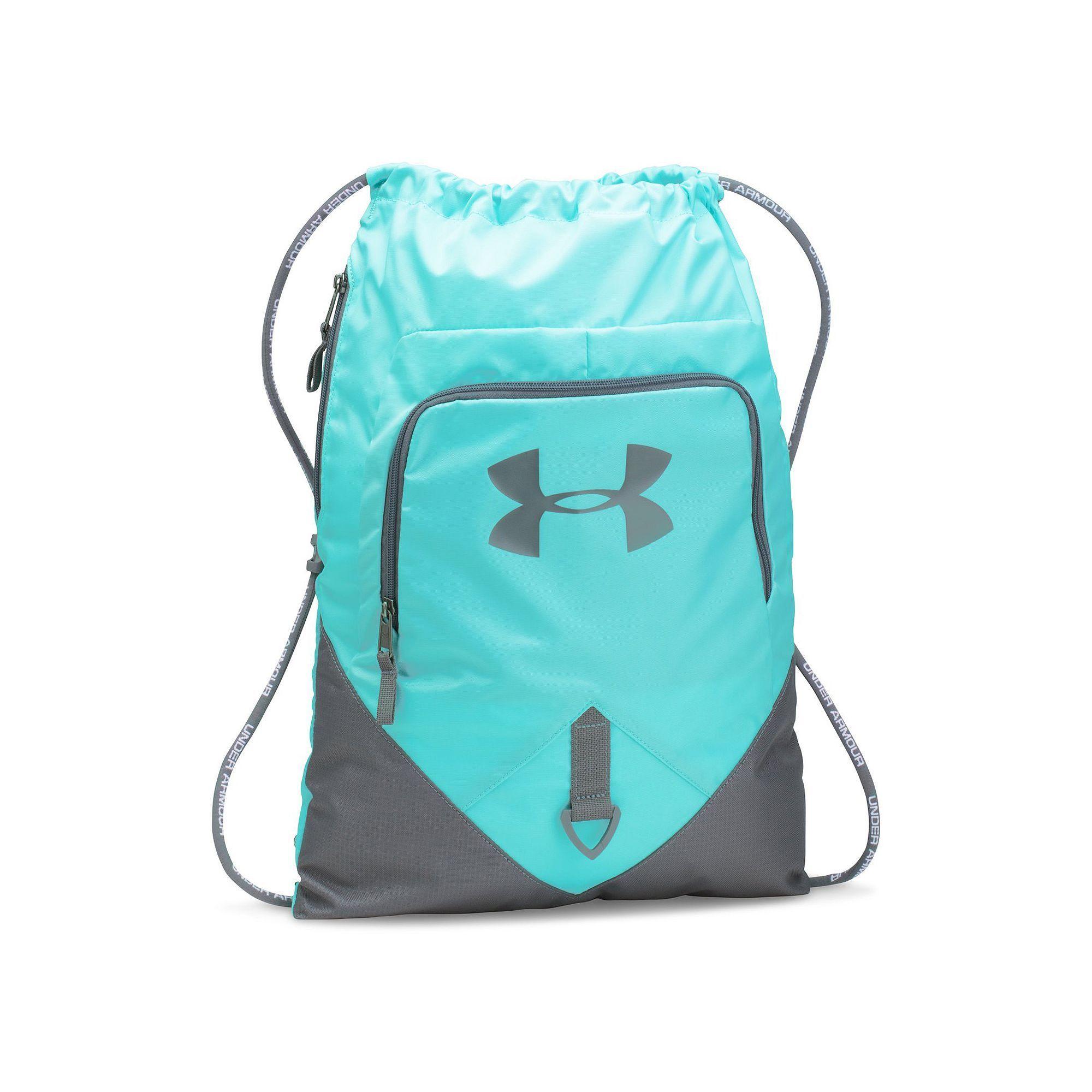 under armor drawstring bag