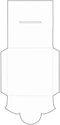 Cd Envelope Template  Sobres Decorados    Envelopes