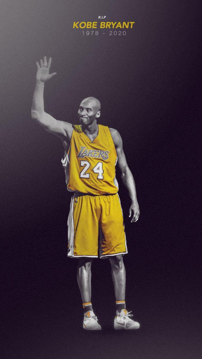 R.I.P Kobe Bryant (Black Mamba) kobebryant rip legend
