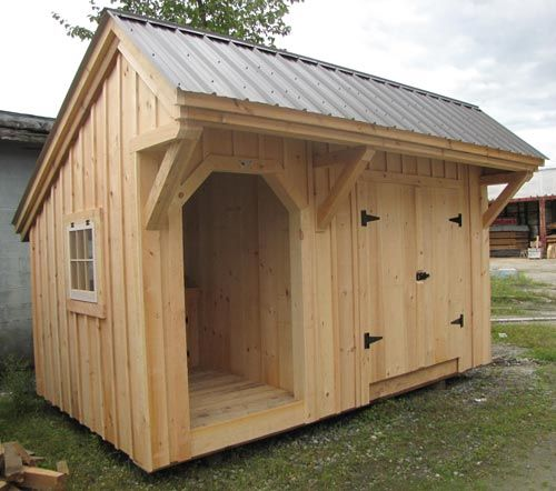 sheds ottors 6 x 10 shed plans 5x10 enclosed