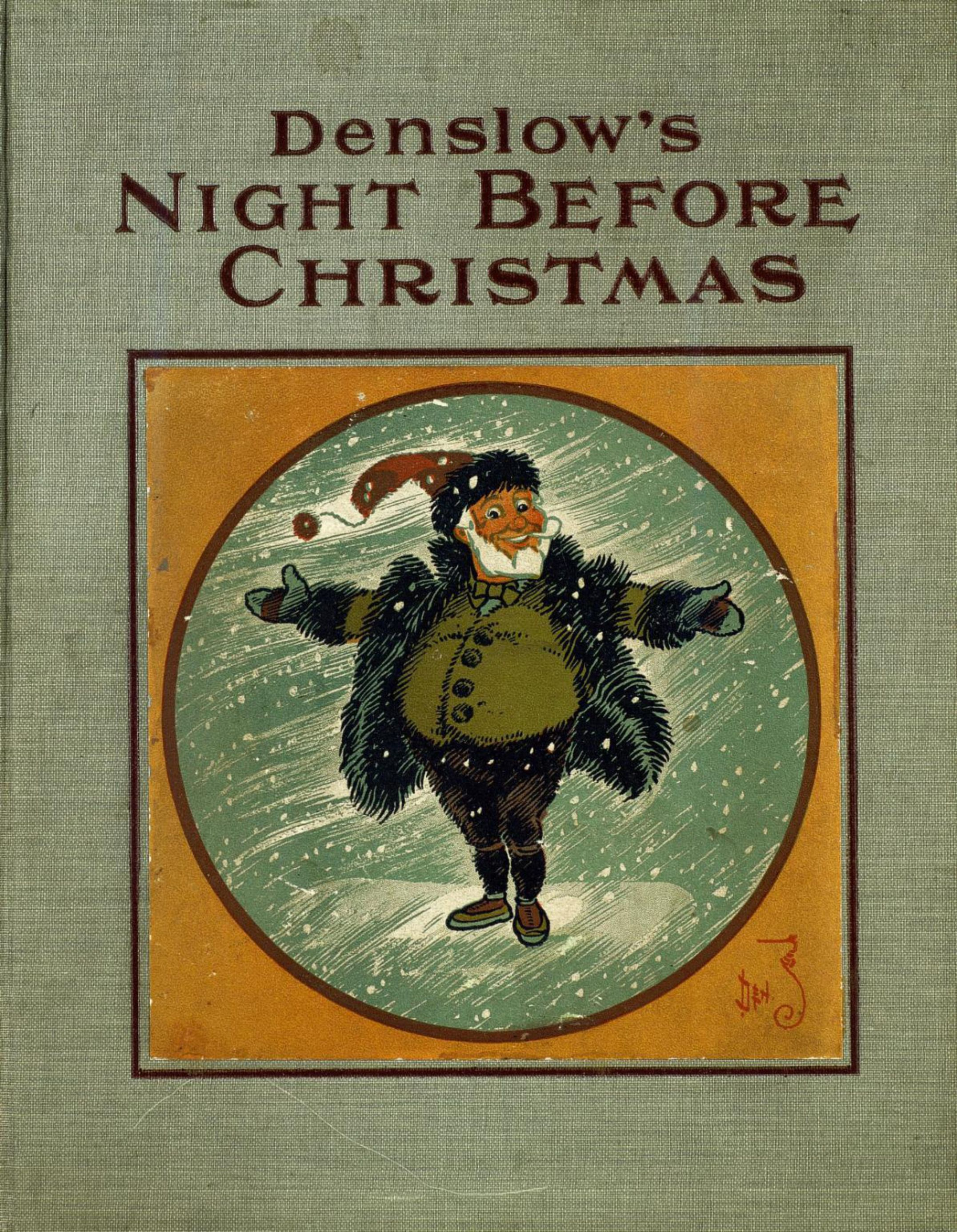 Free Downloads Archives Public Domain Imagespublic Domain Images Childrens Christmas Books The Night Before Christmas Christmas Books