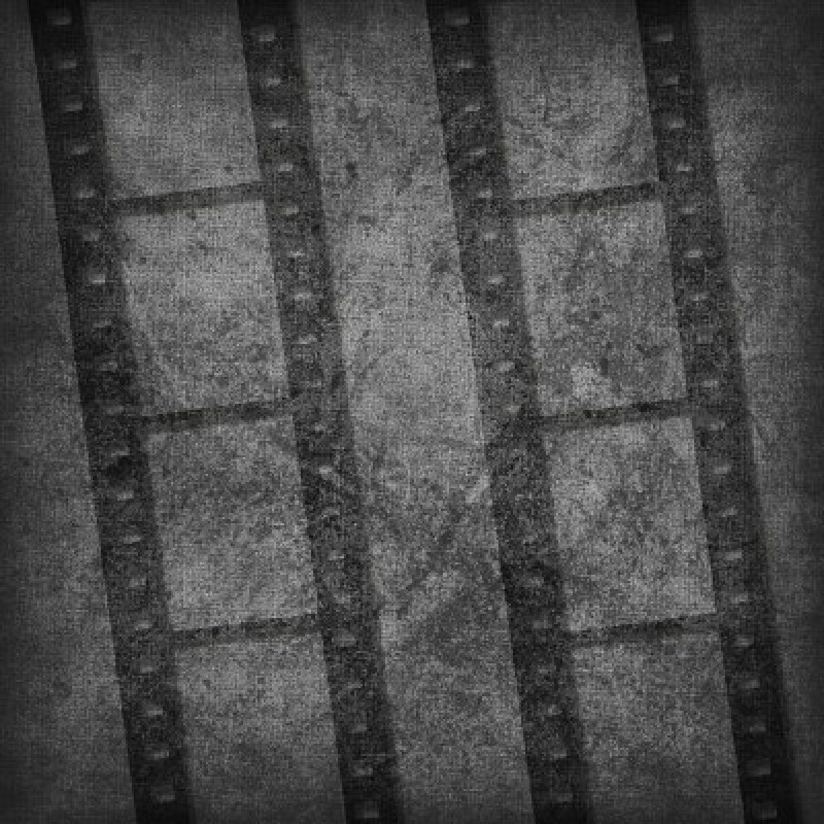 Grunge Graphic Background With Film Black And White Texture Backgrounds