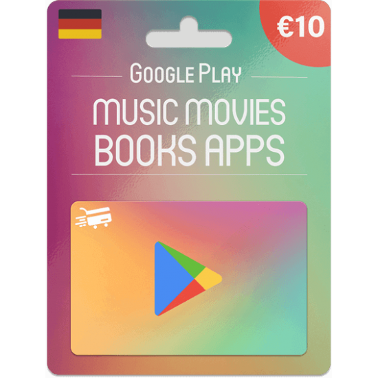 Google Play Gift Card 10 Eur Google Play Gift Card Google Play Codes Itunes Gift Cards