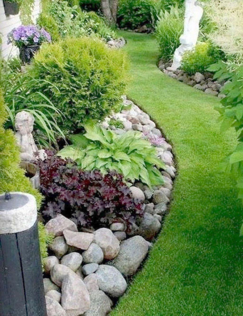 Landscape Design For Backyards long Landscape Gardening ... on Backyard Landscaping Companies Near Me id=95355