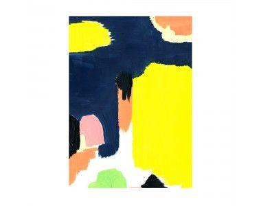 Die Gicléedrucke unserer jungen und talentierten Künstlerin Ashley Goldberg lenken alle Blicke auf sich. In ausdrucksstarken Farben designt und auf elegant mattes Papier gedruckt, sind sie die perfekte Symbiose aus Kontrasten, Formen und dem spielerischen Umgang mit Gemeinsamkeiten und Unterschieden.Der Druck ist in zwei verschiedenen Größen erhältlich und wird in Kombination mit einer professionellen Rahmung in Schwarz oder Weiß gekonnt in Szene gesetzt.