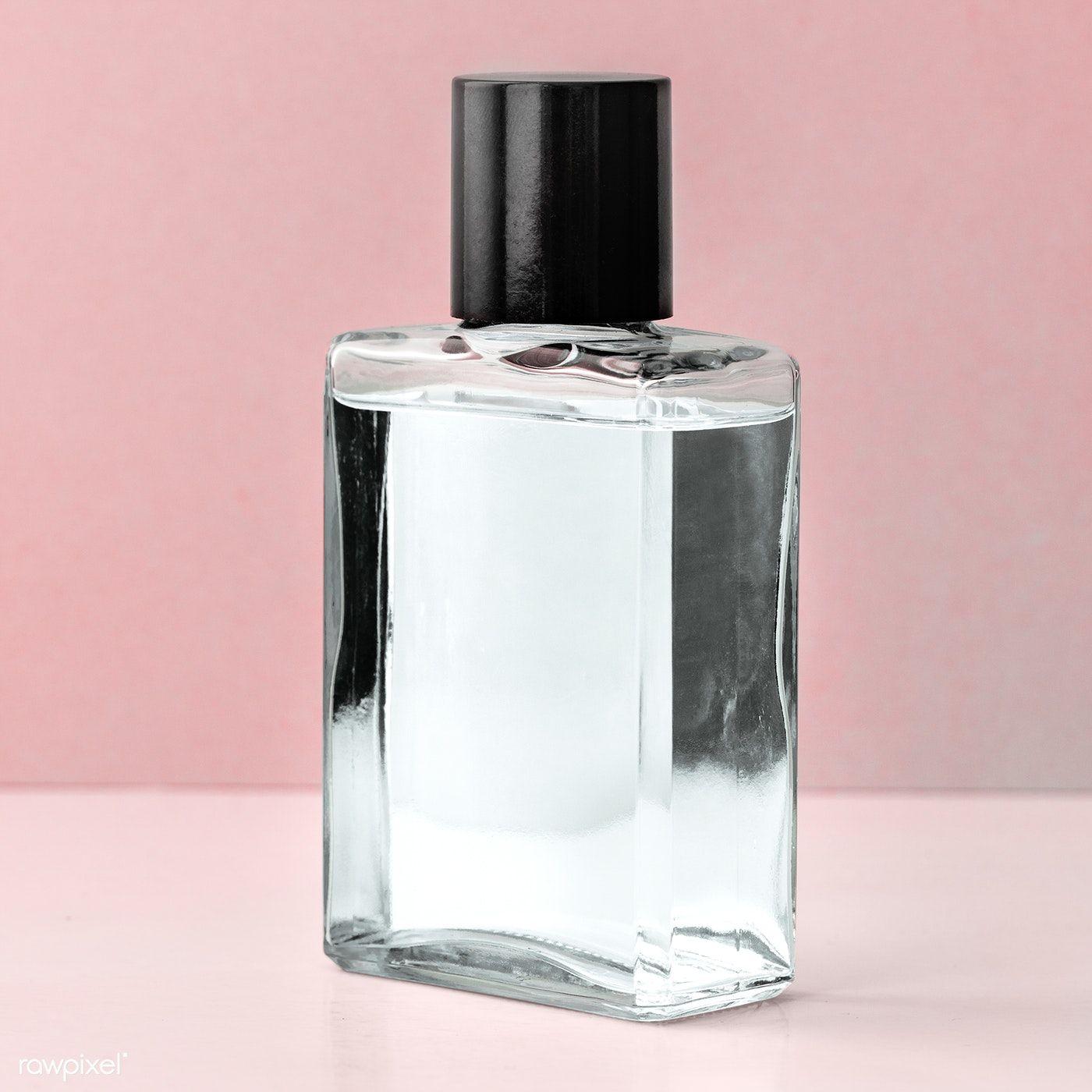 Download Download Premium Psd Of Blank Perfume Glass Bottle Mockup Design 1209815 Bottle Mockup Mockup Design Perfume Design