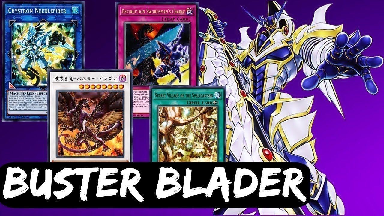 YGOPRO - BUSTER BLADER DECK 2017 (LINK VRAINS PACK) | Duel