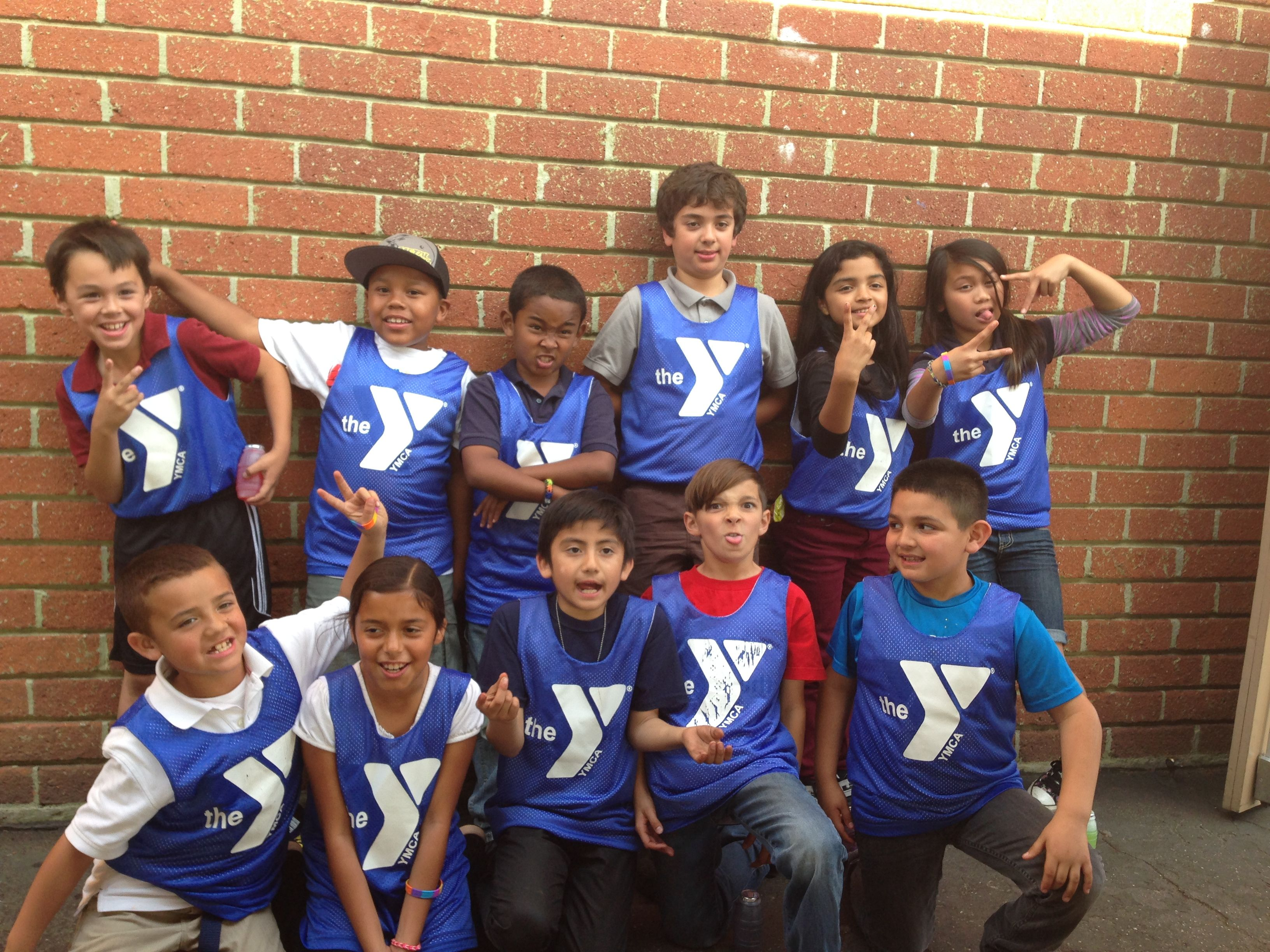 Basketball overnighter at the y ymca basketball