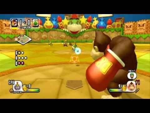b656232df62 Mario Super Sluggers Challenge Mode - Vs. Bowser Jr. - YouTube ...