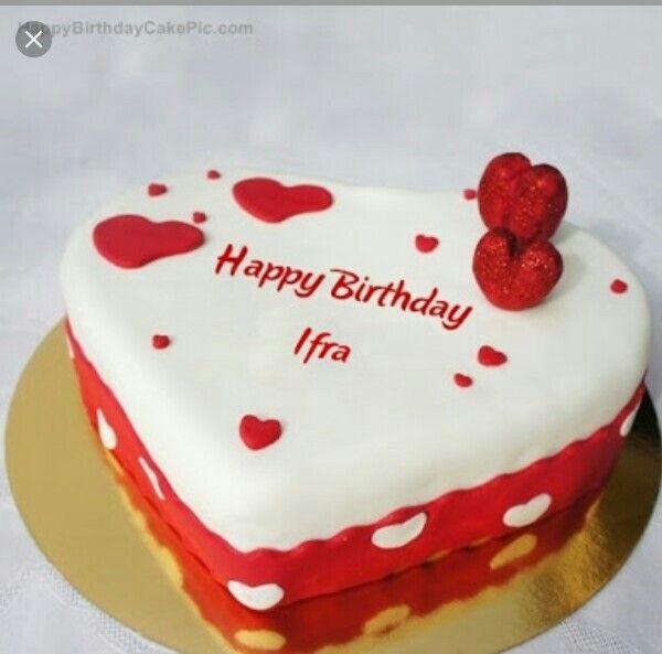 Pin By Lfra Khan On Ifra Birthday Cake Pinterest