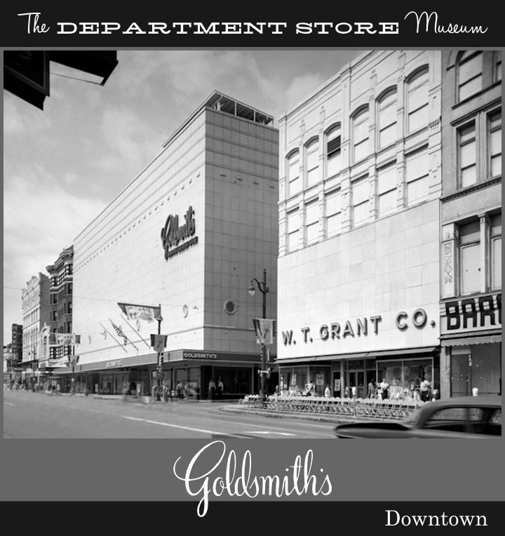 Goldsmith S Memphis Tennessee With Images Memphis Memphis