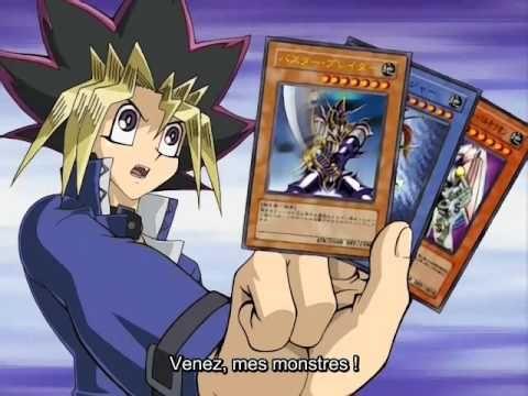 yu gi oh yugi vs jaden español