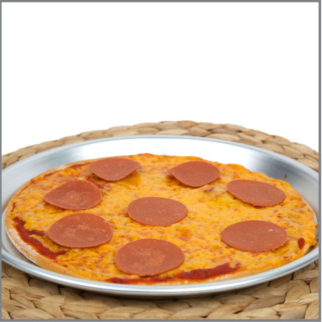 Pepperoni Cheese Pizza Visual Recipe And Comprehension
