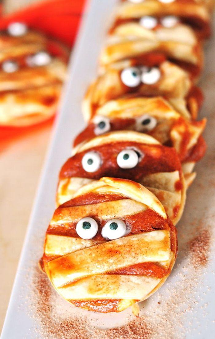 1001 recettes halloween originales pour un ap ro - Recette halloween horrible ...