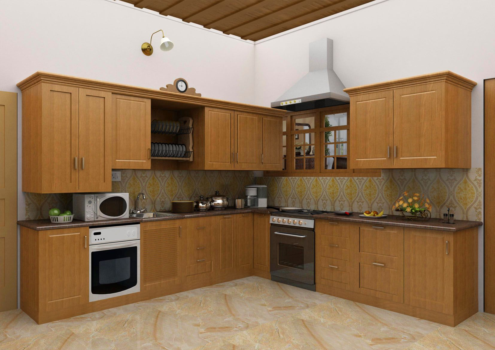 Spacio Designers Help You Understanding The Kitchen Design As Per
