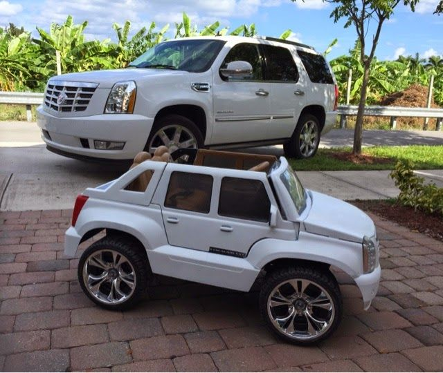 Custom Hot Wheels Escalade Hot Wheels Custom Hot Wheels Kids Power Wheels