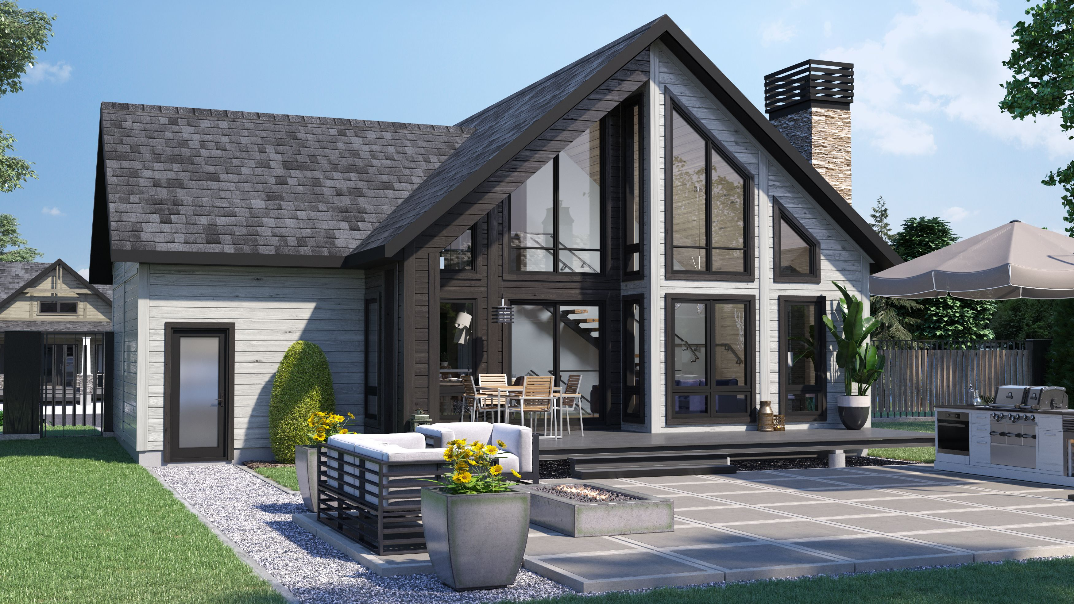 Timber Block Releases 15 Models In New Collection The Evolution Series Log Cabin Homes House In The Woods Cabin Homes