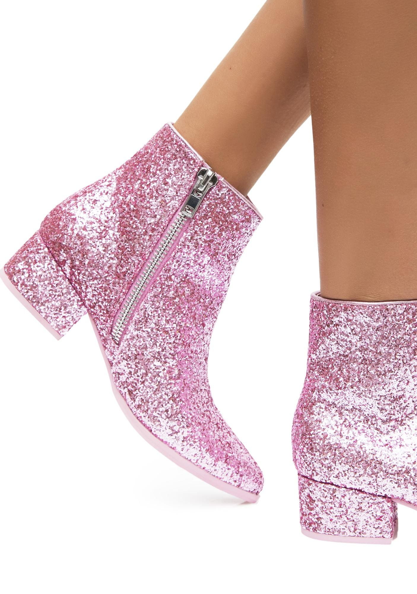 0dc22ee7b46 Sugar Thrillz Glitz N  Glam Booties