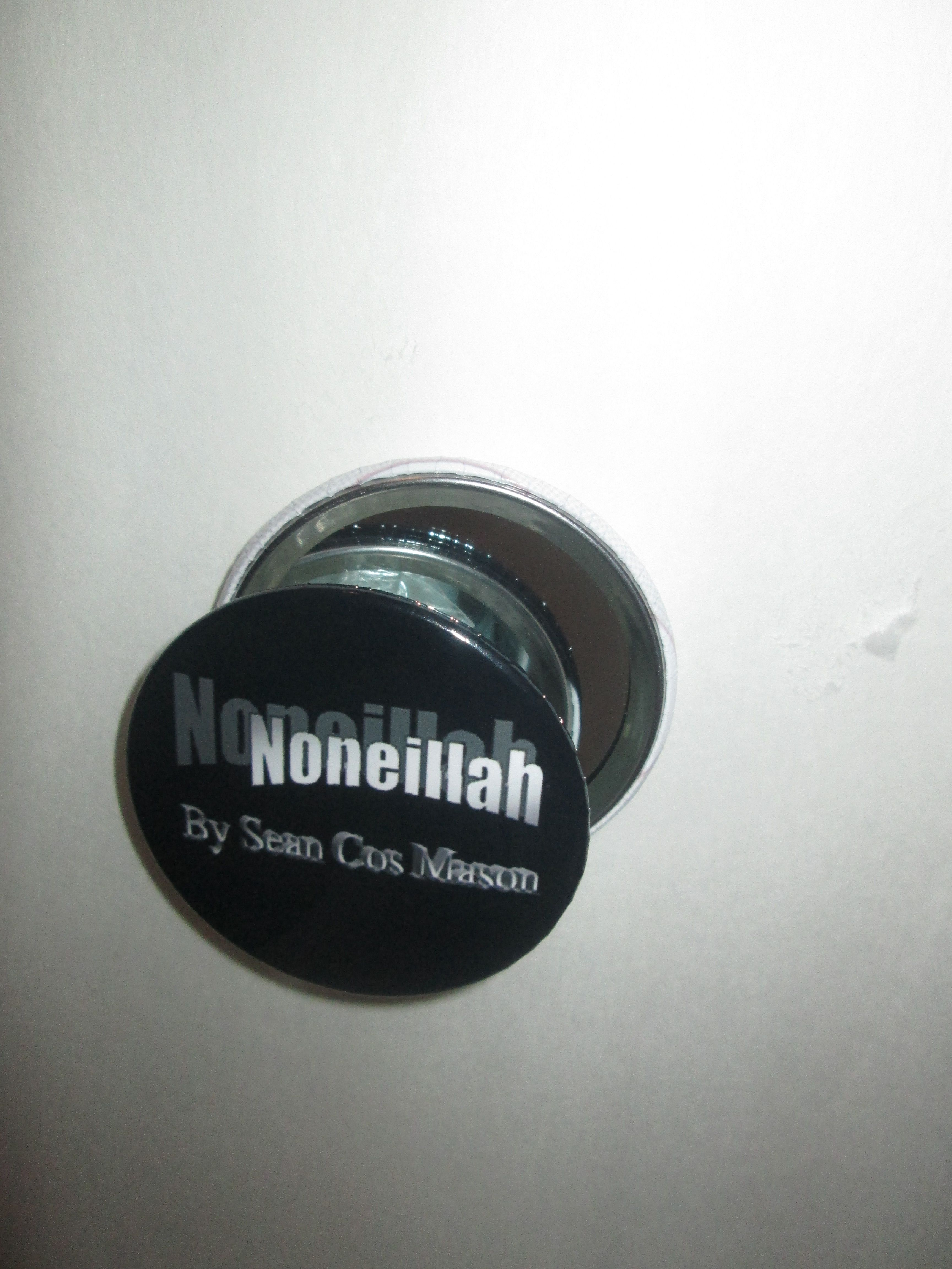 Noneillah\'s fancy purse button mirror makes a perfect gift. The cost ...
