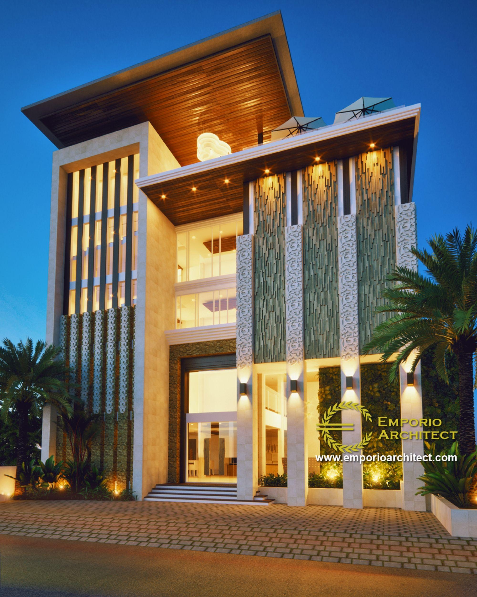 Desain Hotel Ar Rayyan Bali Di Rayyan Hotel Desainbangunan