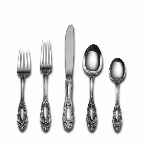8 100 00 12 000 00 Baby Offering Fantastic Designs For A Fashion Forward Audience Towle Silversmiths Flatware Set Sterling Flatware Sterling Silver Flatware