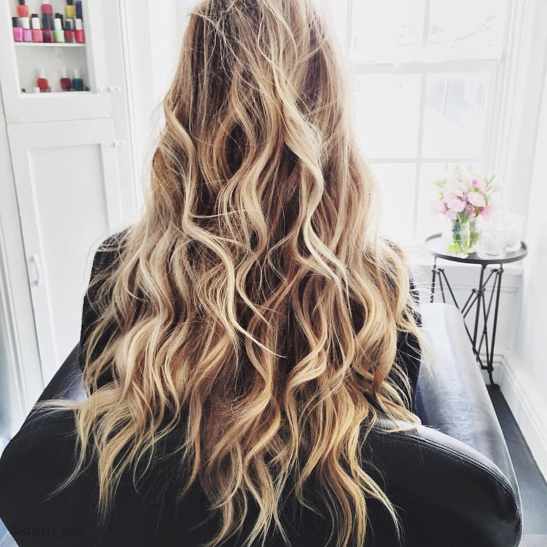 natural dirty blonde with highlights   ~ long hair ~   hair