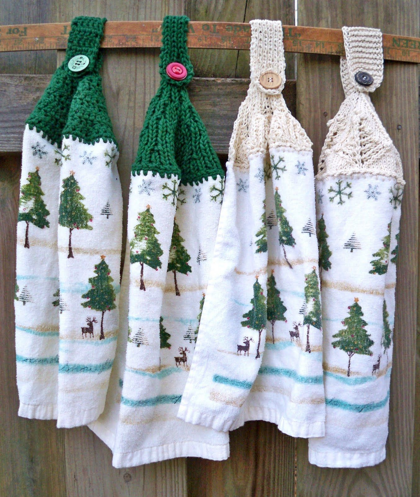 Free Patterns for Towel Toppers | EXPERIMENTING WITH TOWEL TOPPERS ...