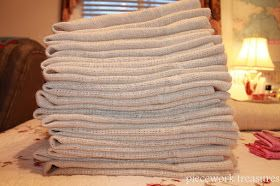 Burlap Window Treatments #burlapwindowtreatments