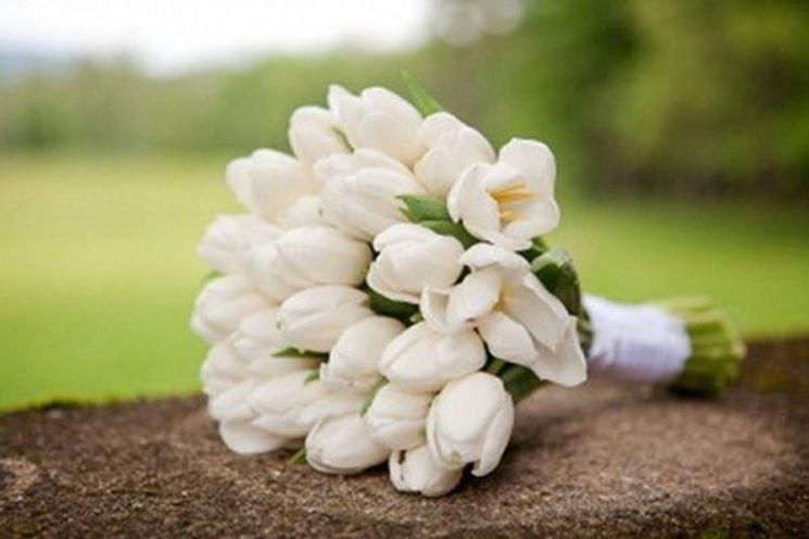 Bouquet di tulipani