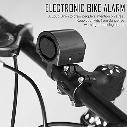 Mini Electronic Bicycle Horn Electrical Bike Bell Cycling