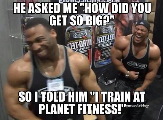 Plant Fitness A Gym Indeed Planet Fitness Workout Fitness Jokes Workout Humor