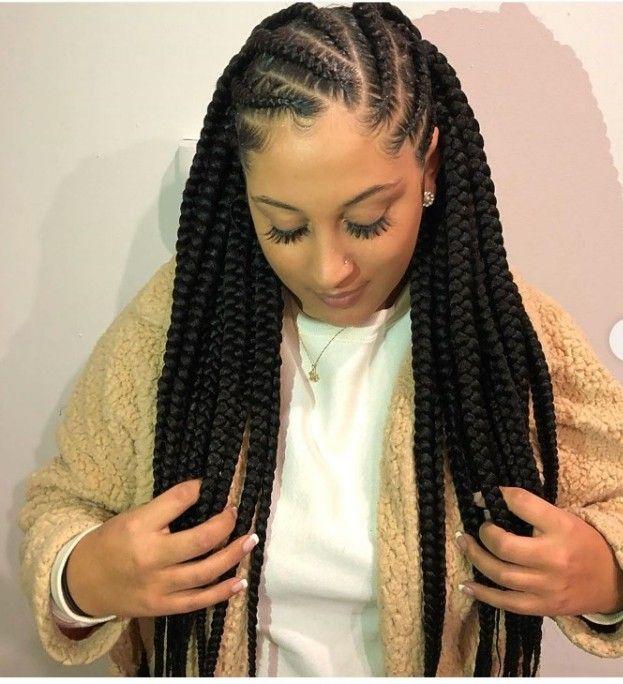 Jamaican Beach Braids African Hair Braiding Styles Braided Hairstyles African Braids Hairstyles