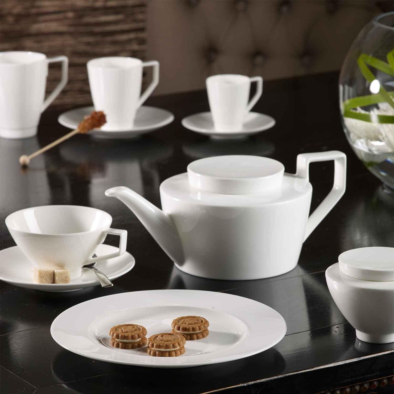 Villeroy Boch La Classica Dinnerware Nuova Teapot 1 1l H