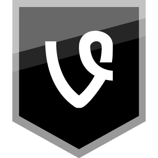 Vine-Free-Silver-Shield-Icon-AlfredoCreates