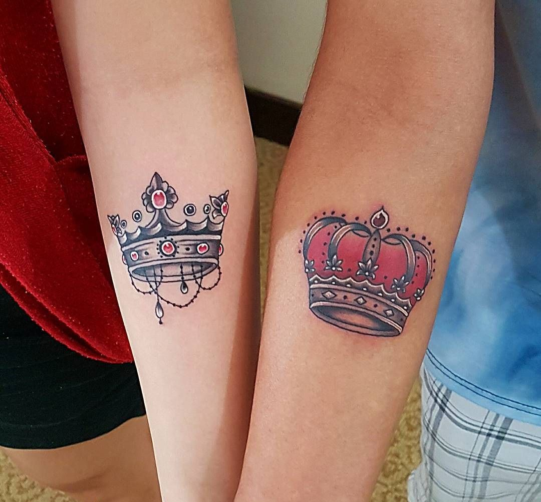 2ea314202 55 Noble Crown Tattoo Designs – Treat Yourself Like Royalty   Tattoo ...