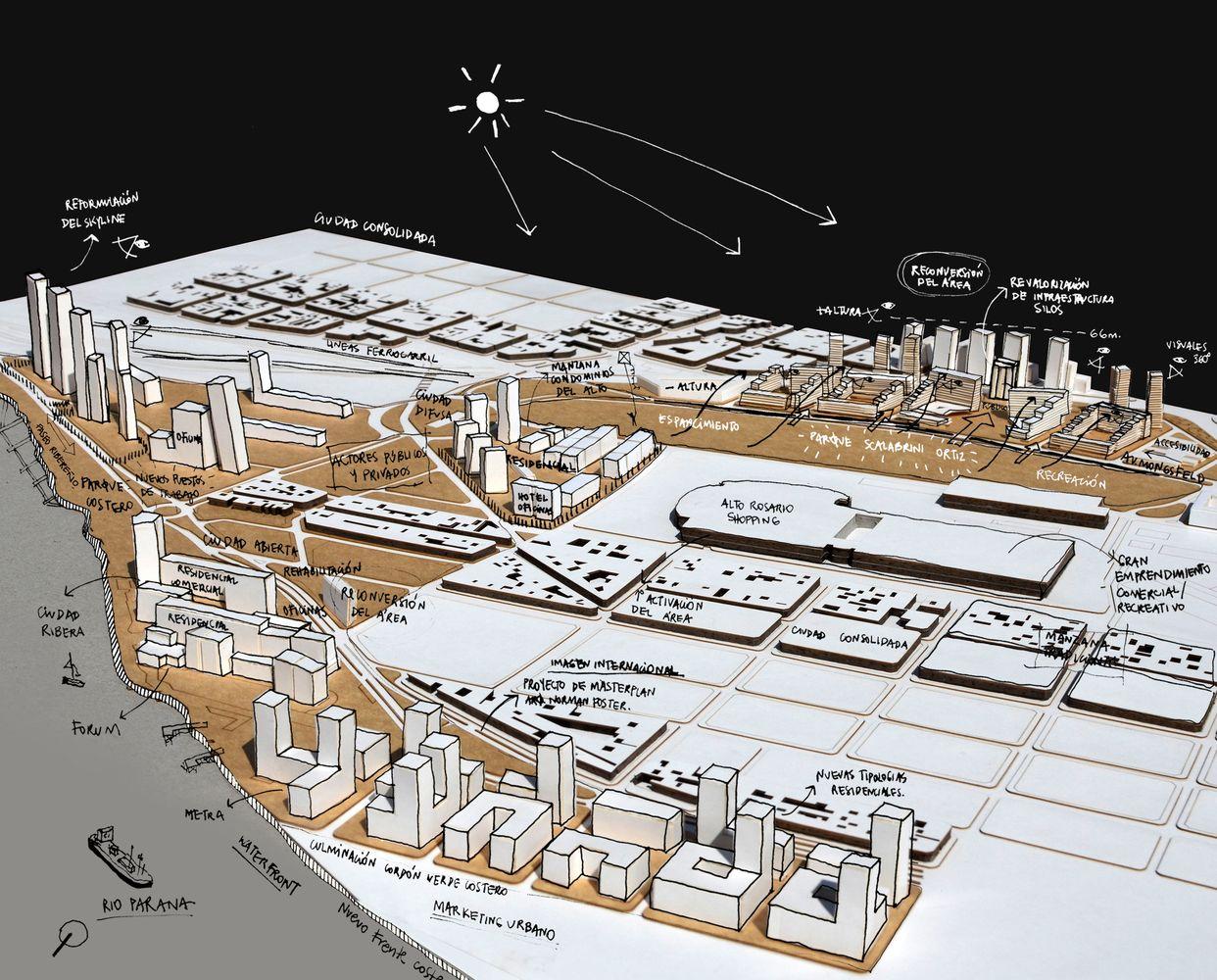 Galer a de los 15 mejores proyectos de fin de carrera for Carreras de arquitectura