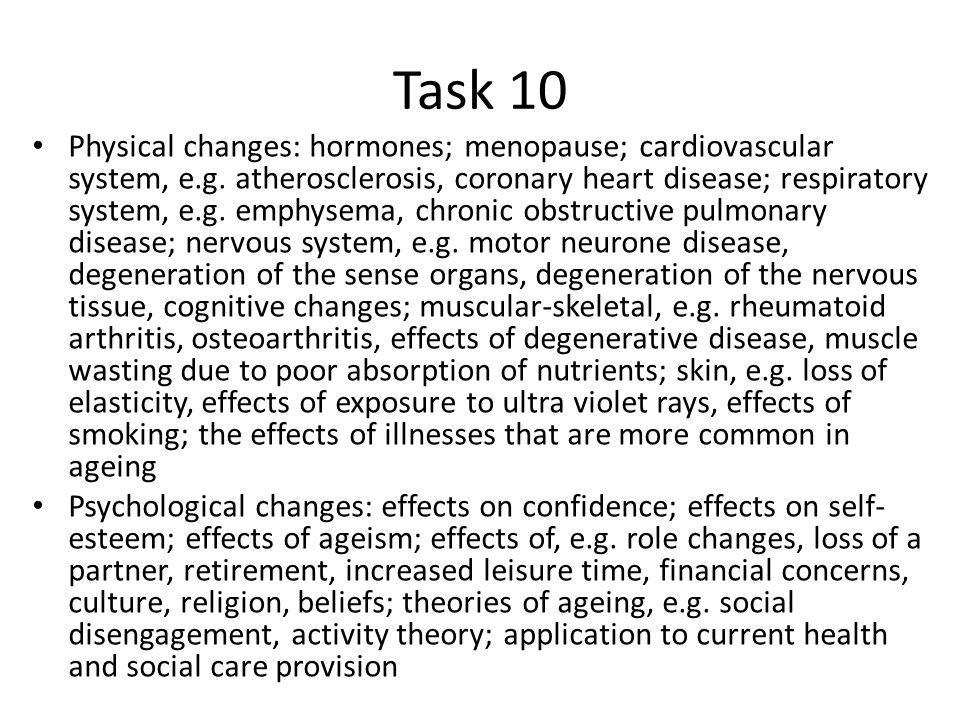 Image result for Worksheet physical changes associated