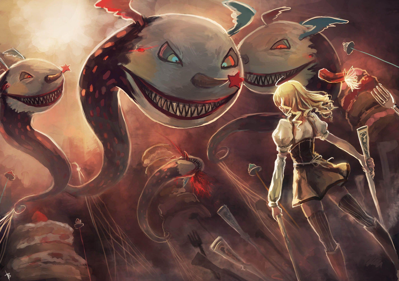 Anime - Puella Magi Madoka Magica Wallpaper   Magical girl ...