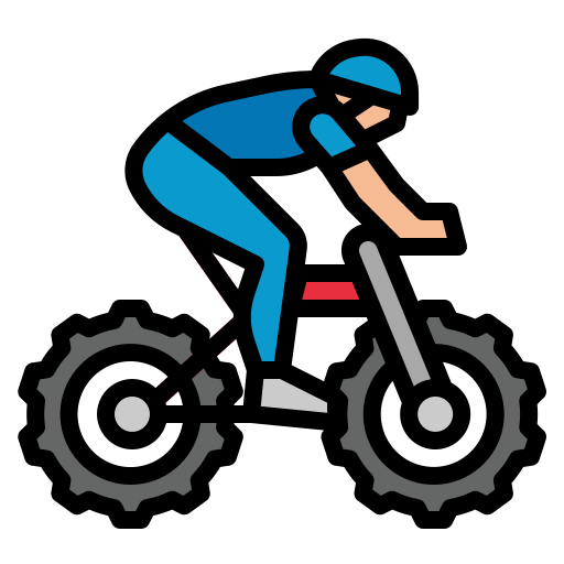 Mountain Bike Free Vector Icons Designed By Photo3idea Studio Free Icons Vector Icon Design Vector Free