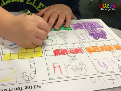 fun activity for number sense