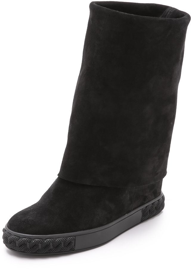 0014e2cc032 Casadei Fold Over Boots | THE BEST SALES TO SHOP | Boots, Fold over ...