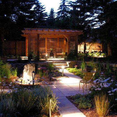 Edmonton Landscape Front Yard Designer