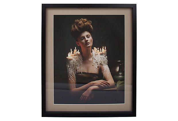 Framed Photograph by H. Sobiralski on OneKingsLane.com