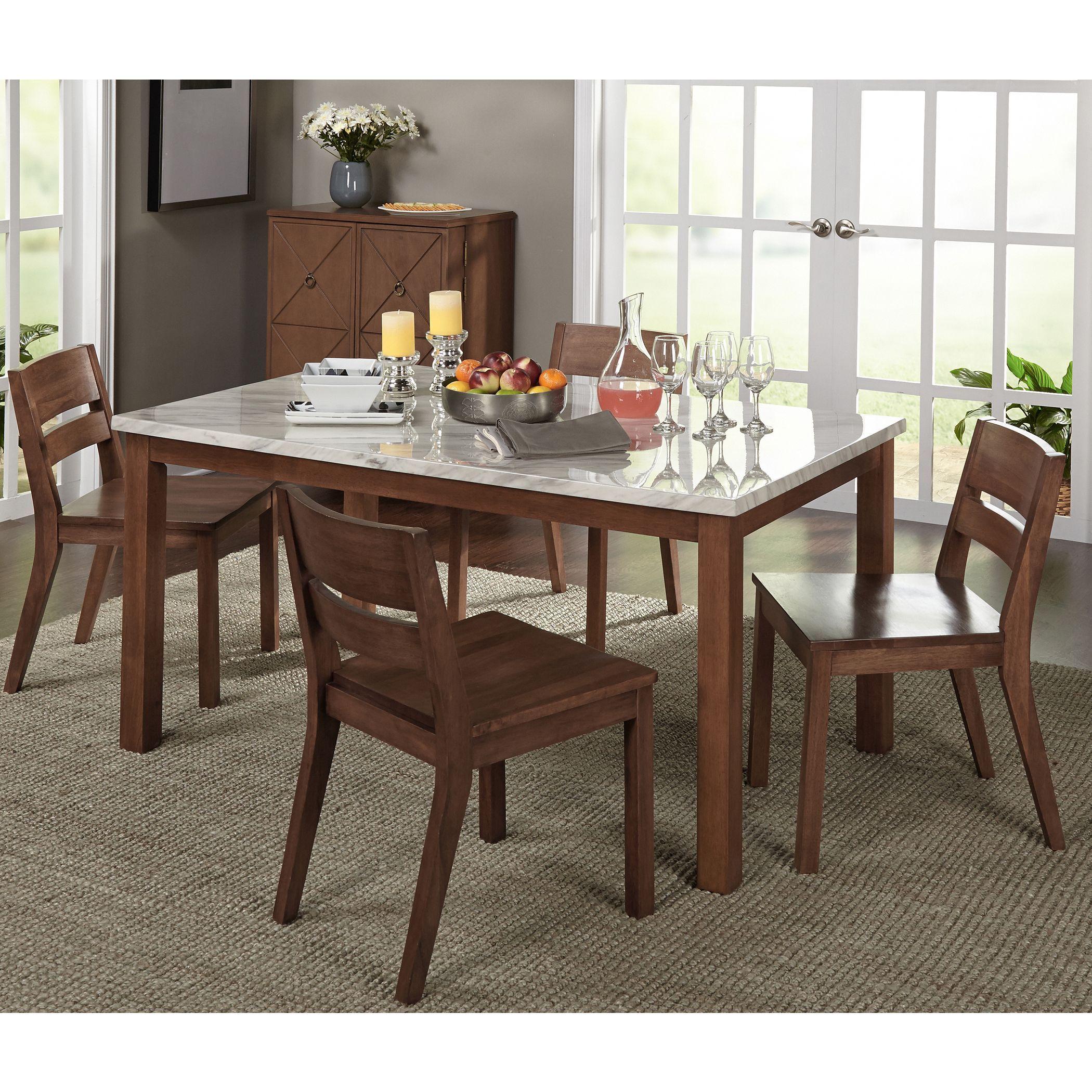 Simple Living 5 Piece Edina Dining Set By Simple Living. Online FurnitureFurniture  OutletSimple ...