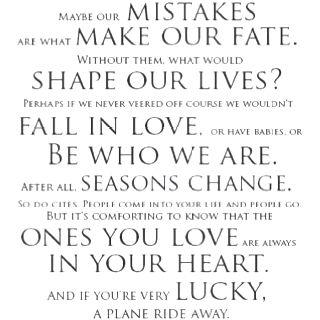-Carrie Bradshaw